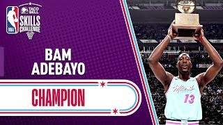 Bam Adebayo WINS #TacoBellSkills Challenge | 2020 NBA All-Star