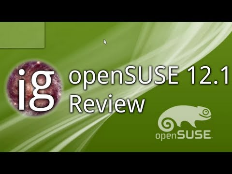 openSUSE 12.1 Review - Linux Distro Reviews