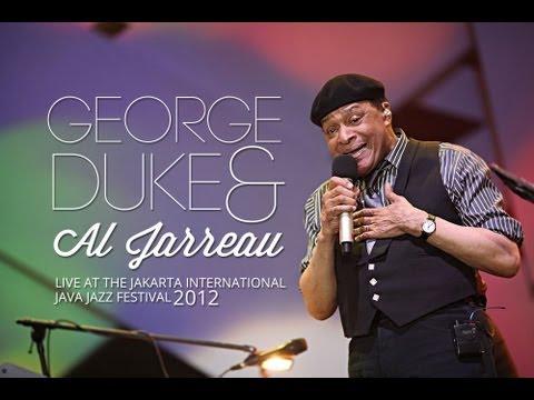 Al Jarreau George Duke Trio Roof Garden Live At Java