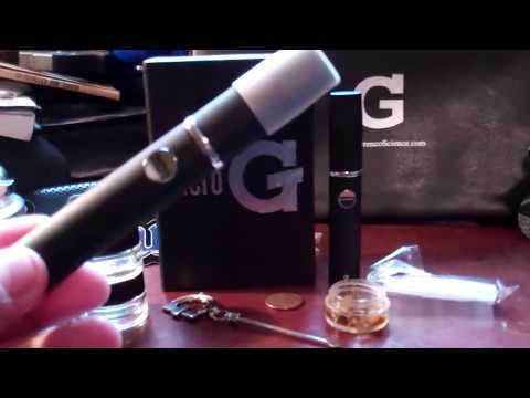 microG Gpen vaporizer