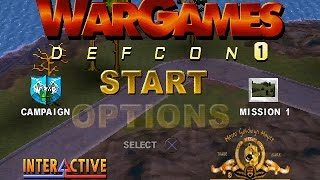 PS1: Wargames: Defcon 1 (HD / 60fps)