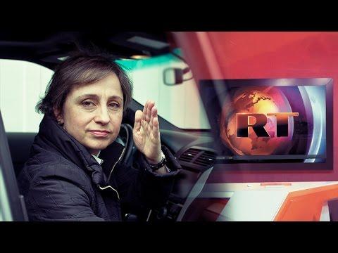 """Carmen Aristegui: """"RT es un medio importante que no está en un tono contemplativo"""""""