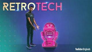 Retro Tech: Robots