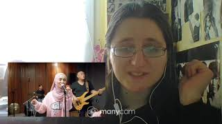 [REACTION] #764 ONE OK ROCK - Taking Off (cover by Fatin) LIVE