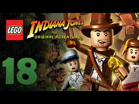 Zagrajmy W LEGO Indiana Jones: The Original Adventures Odc.18 Koniec Gry