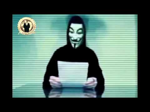 Anonymous Message to Rio Grande Valley 2014 #OpRGV