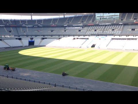 STADE DE FRANCE STADIUM TOUR!!