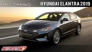 Hyundai Elantra 2019 - Super Hot! | Hindi | MotorOctane