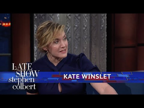 Kate Winslet And Stephen Fix The Ending To 'Titanic'