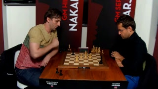 Mamedyarov Beats Anand in 20 Moves | St. Louis Blitz (2018)