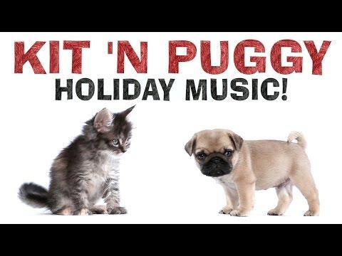 Holiday Music - Mariah Carey - Kit 'N Puggy