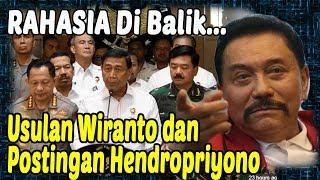 Analisa Politik : Antara Usulan Wiranto dan Postingan Hendropriyono