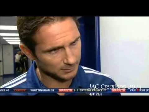 Frank Lampard Pre Match Interview Everton vs Chelsea 14/9/13