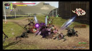 Hyrule Warriors Definitive Edition - Master Quest Map - Square E10 (A Rank)