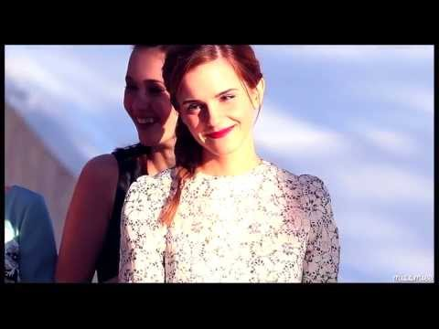Emma Watson ♣ Sky Full Of Lighters video