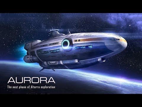 Subnautica   Аврора   Чертеж ракеты   Починка реактора
