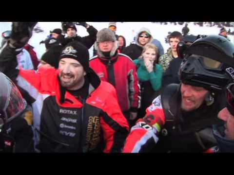 Snowmobiler TV Cain's Quest Show Part 4