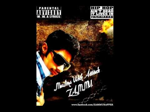 White Boy Swag-ZaMMu & Raven-PunJabi Rap-Latest-M.W.A- 2011