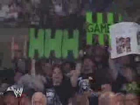Summerslam 2007 Triple H VS King Booker (part 2/2) Music Videos