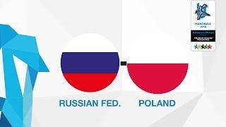 Россия : Польша