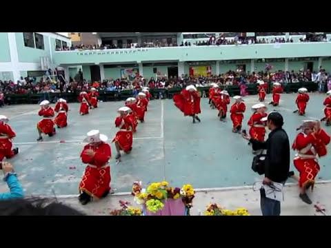 Colegio Benito Juárez, Danza: Los Pallos 5°