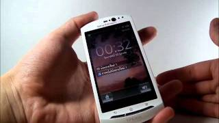 [ Unboxing ] : Sony Ericsson Xperia Neo V