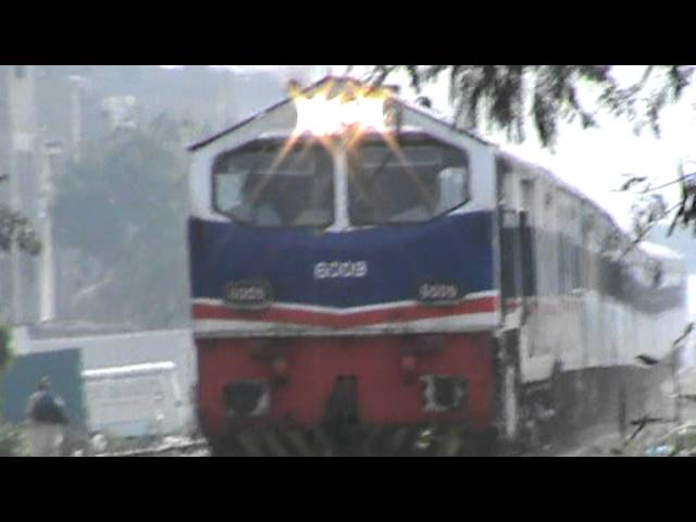 PAK BUSINESS EXPRESS PASSING CHNS ON 26-08-2012 .