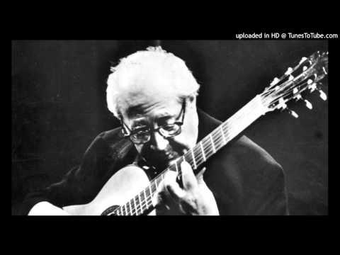 Andres Segovia - Estudio Remembranza