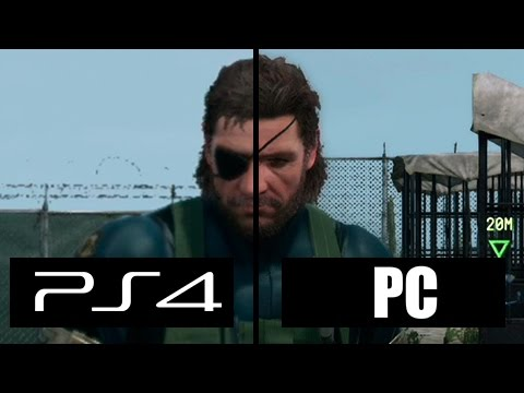 pc guide solid metal gear
