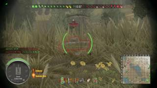 World of Tanks PS4 113 Malinowka