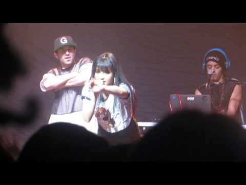 Becky G-Play It Again/Built For This/Problem Live MTV's Artist To Watch Tour Atlanta 2/27/14