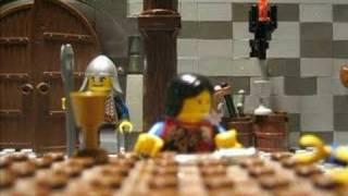 Kaamelott en Lego - La Botte Secrète 2
