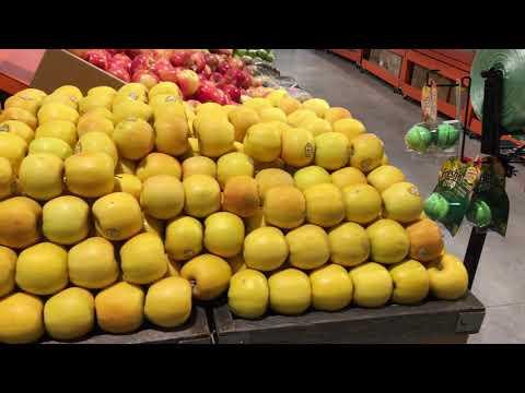 Продуктовый магазин в США|Америке - Wholefoods