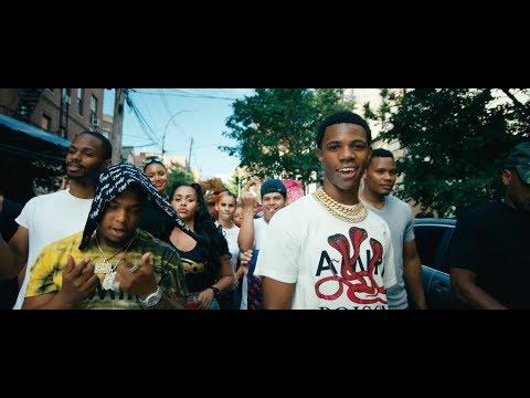 Don Q & A Boogie Wit Da Hoodie - Yeah Yeah (feat. 50 Cent & Murda Beatz) [Official Music Video]