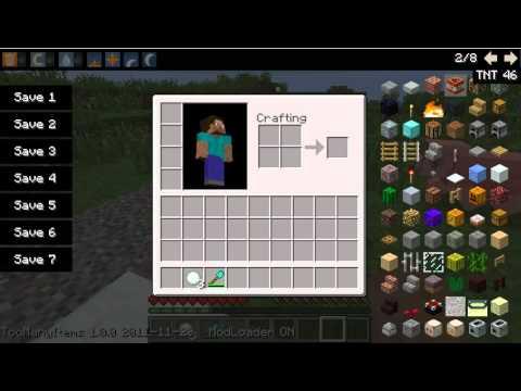 Como crear cosas para defenderte en Minecraft - Tutorial comentado