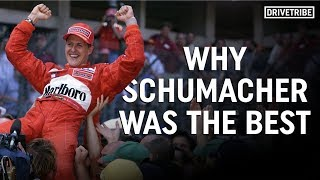 Ex-F1 team boss explains why Michael Schumacher was such a special driver
