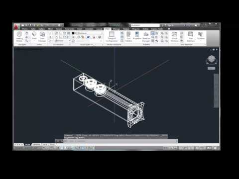 BestCADtips 1039 Importing 3D STEP Files to AutoCAD