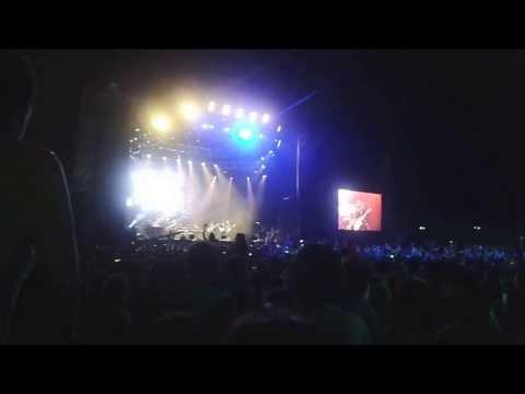 Calamaro -  Paloma en vivo - Hipodromo de Palermo -