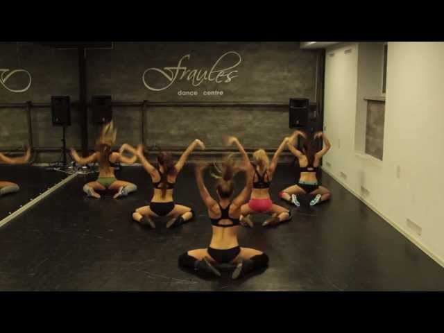 "TWERK choreo by DHQ Fraules on ""FM$- New boyz"""