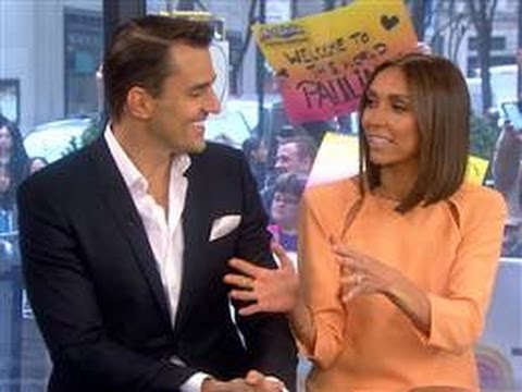 Giuliana, Bill Rancic talk baby, 'Ready for Love'