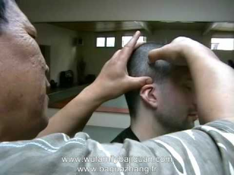 Baji Quan post training massage (part 1) Image 1