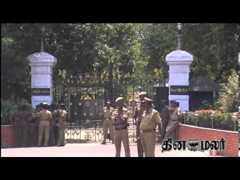 Ramanathan Vice Chancellor Annamalai University Suspended, order issued by Governor Rosaiah