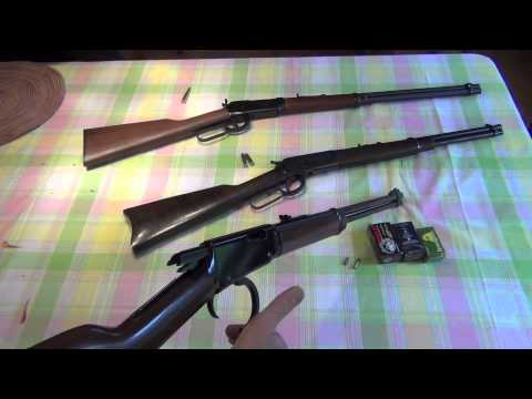 Lever Action Rifles Part 1
