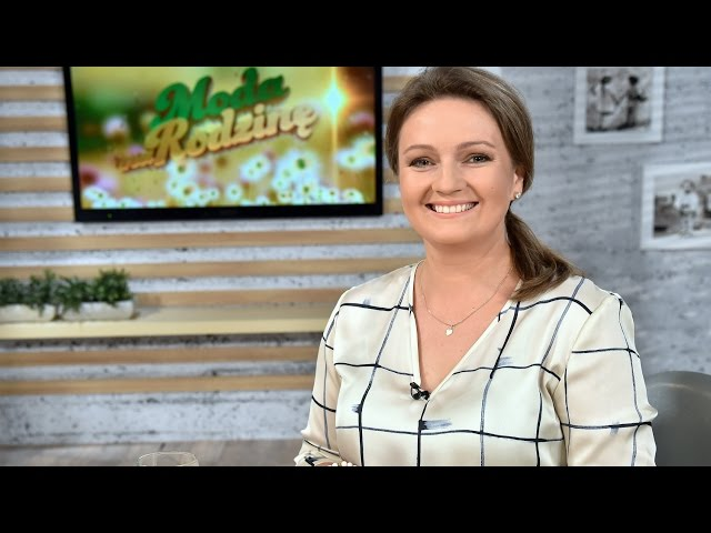 Moda na rodzinę - w każdą środę o 8.40 w TVP1