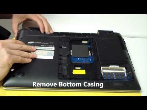 Samsung NP-RV511/RV520 AC DC Power Jack Repair