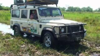 Botswana 4x4 - film