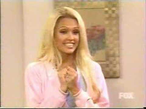 Jessica Alba Playing Jessica Simpson on Mad Tv