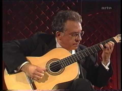 Pepe Romero - Zapateado&Fantasia from 'Suite Andalucia' by Celedonio Romero
