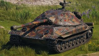 World of Tanks Object 705 - 8 Kills 8,9K Damage
