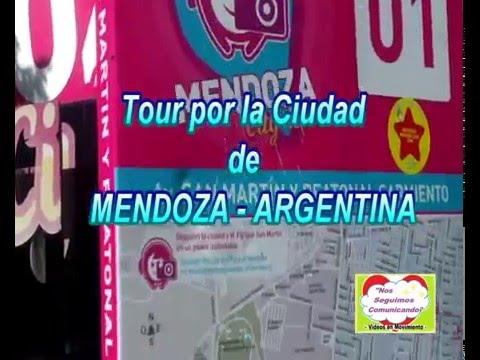 TURISMO CIUDAD:  Mendoza - Argentina